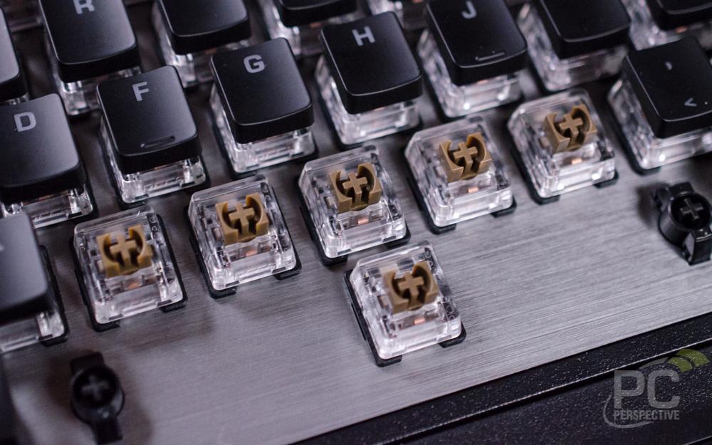 ROCCAT Vulcan 120 AIMO Mechanical Gaming Keyboard Review - General Tech 10