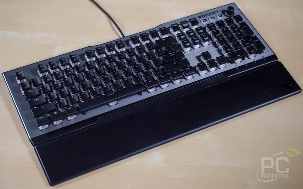 ROCCAT Vulcan 120 AIMO Mechanical Gaming Keyboard Review - General Tech 9