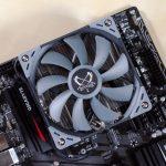 SCYTHE Big Shuriken 3 Low Profile CPU Cooler Review