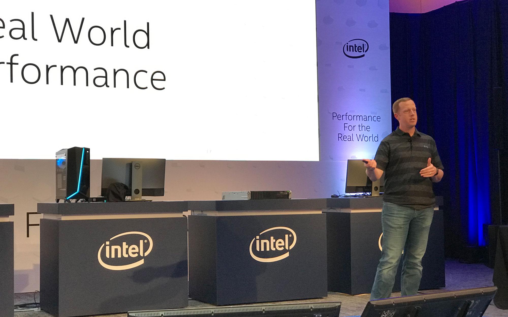 Intel Discusses Real World Performance Focus, Teases Gen11 Graphics & i9-9900KS - Processors  1
