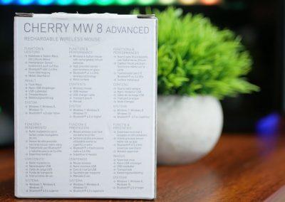 03 Cherry MW 8 Advanced Mouse