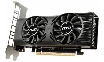 MSI's GeForce GTX 1650 4GT LP: A Low-Profile Option