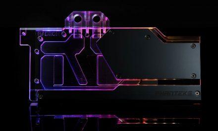 Announcing the Phanteks Glacier Radeon VII Full Card RGB Waterblock