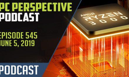 PC Perspective Podcast #545 – Computex Recap, Ryzen Mania, PCIe 4.0 Storage
