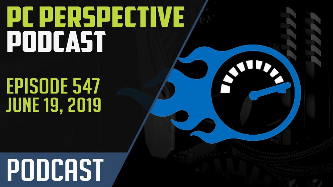 PC Perspective Podcast #547 – Intel's Overclocking Tool, 64-Core Threadripper Rumors