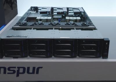 Inspur NVIDIA EGX Server