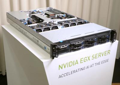 NVIDIA EGX Server