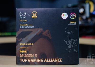 Scythe Mugen 5 TUF Gaming Box