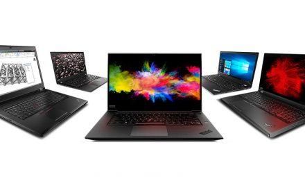 Lenovo's 2019 ThinkPad P Series Lineup: OLED, RTX Quadro, Ubuntu, and More