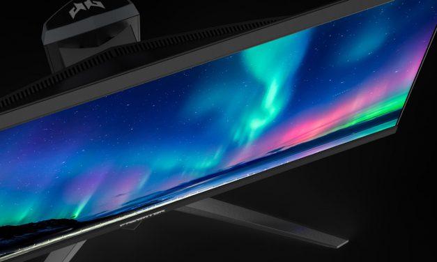 Acer's New Predator XN253Q X Monitor Touts a 0.4ms Response Time