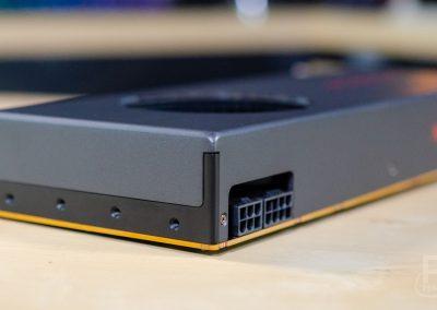 AMD Radeon RX 5700 Rear Angle