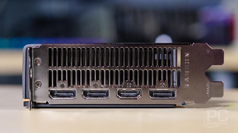 AMD Radeon RX 5700 XT IO