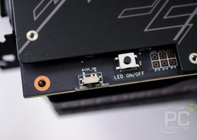 ASUS ROG STRIX RTX 2060 O6G BIOS Switch
