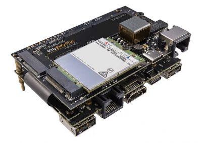 Khadas VIM3 SBC With Add-On Board_LTE