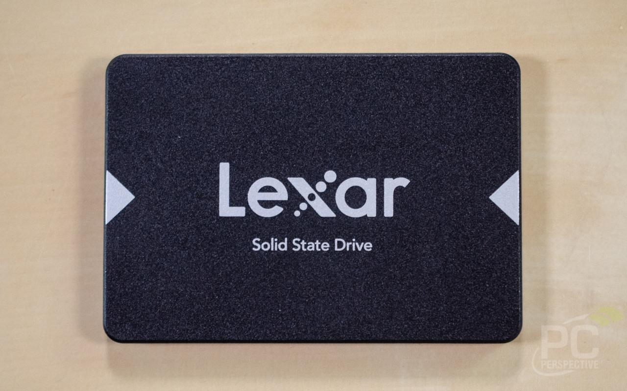 Lexar's 2019 SSD Lineup Explored: NVMe, SATA, and USB-C Drives - Storage 36