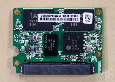 Lexar SSD NS200 PCB Back