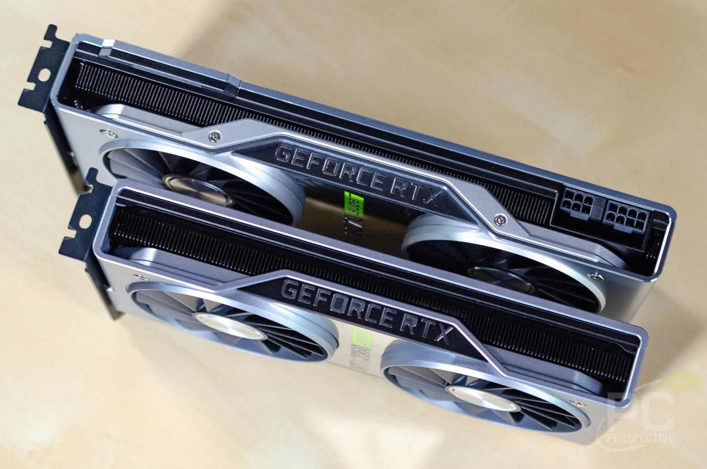 NVIDIA RTX 2060 2070 SUPER Top View