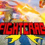 FIGHTCRAB! Looks Like Crab, Fights Like People