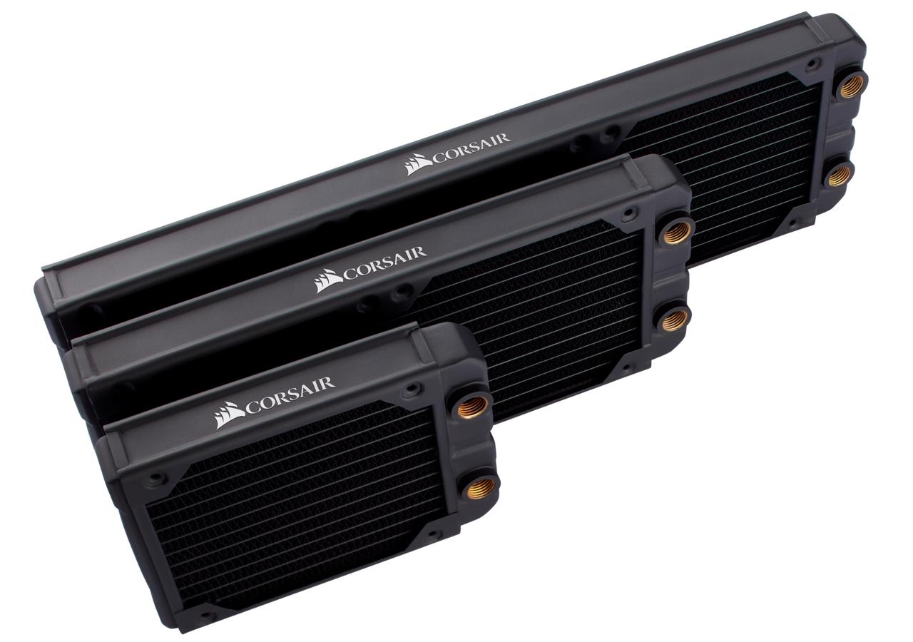 CORSAIR Hydro X XR5 Rads