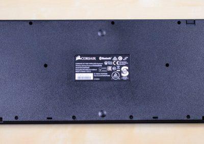 CORSAIR K57 RGB Wireless Keyboard Base