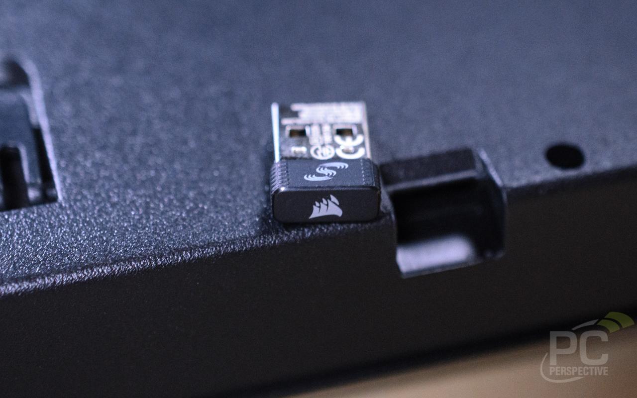 CORSAIR K57 RGB Wireless Keyboard Dongle