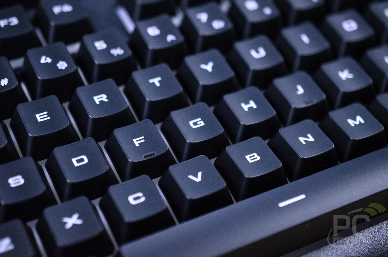 CORSAIR K57 RGB Wireless Keyboard Keys a
