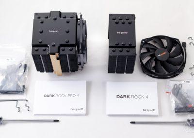 Dark Rock Coolers Contents