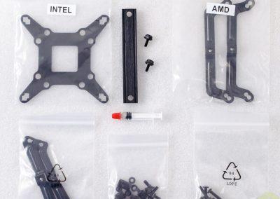 Dark Rock Coolers Hardware