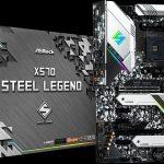 ASRock X570 Steel Legend Motherboard Review