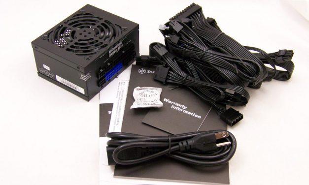 SilverStone's Silent SFX PSU, The SX700-G