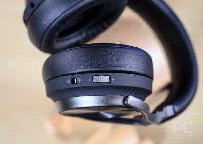 Corsair Virtuoso RGB Wireless SE Controls