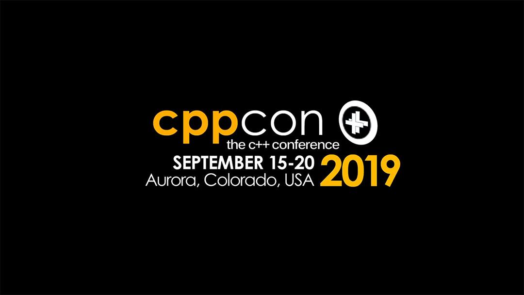 CppCon 2019 News Roundup