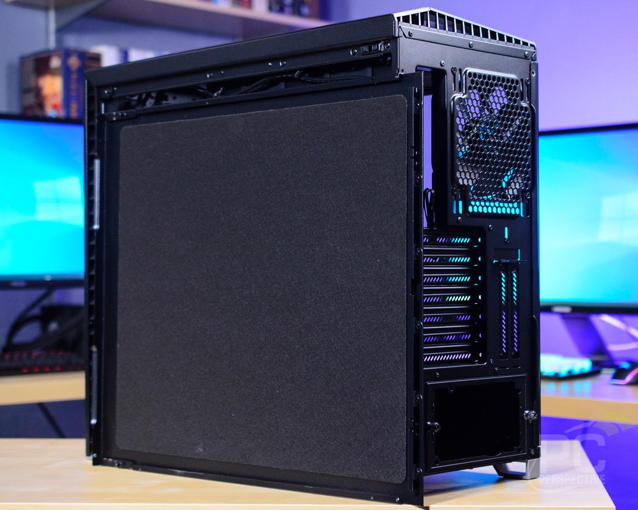 Fractal Vector RS Inside Back Panel