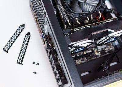 FSP CMT340 GPU Install