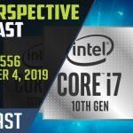PC Perspective Podcast #556 – Ice Lake vs. Ryzen Mobile, Ryzen 5 3600X Benchmarks