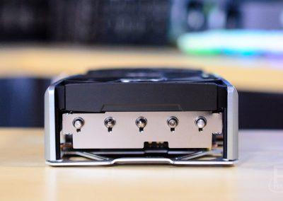 SAPPHIRE Nitro Plus RX 5700 XT Rear