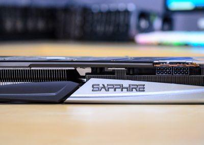 SAPPHIRE Nitro Plus RX 5700 XT Side