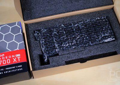 SAPPHIRE Nitro Plus RX 5700 XT Unboxing
