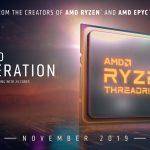 Ryzen 9 3950X Delayed to November, 3rd Gen Threadripper Starts at 24 Cores