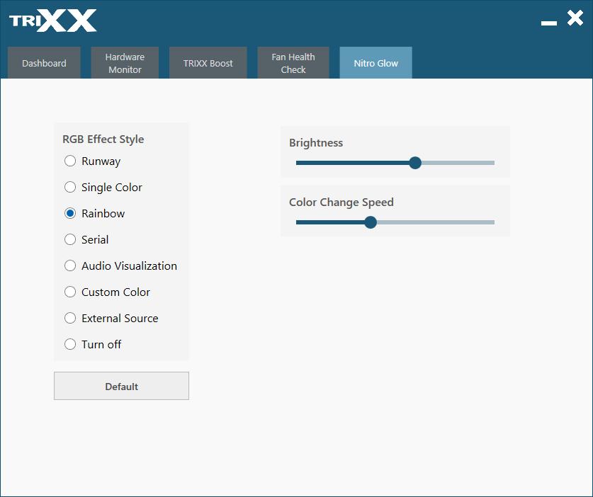 TRIXX Screenshot 5