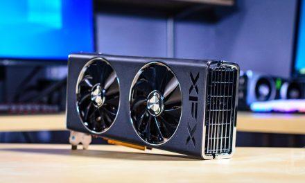 XFX Radeon RX 5700 XT THICC II Review: Navi Power Plant