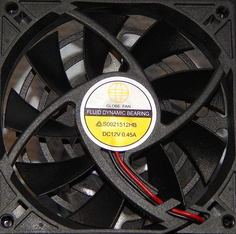 SilverStone SX700-G Fan