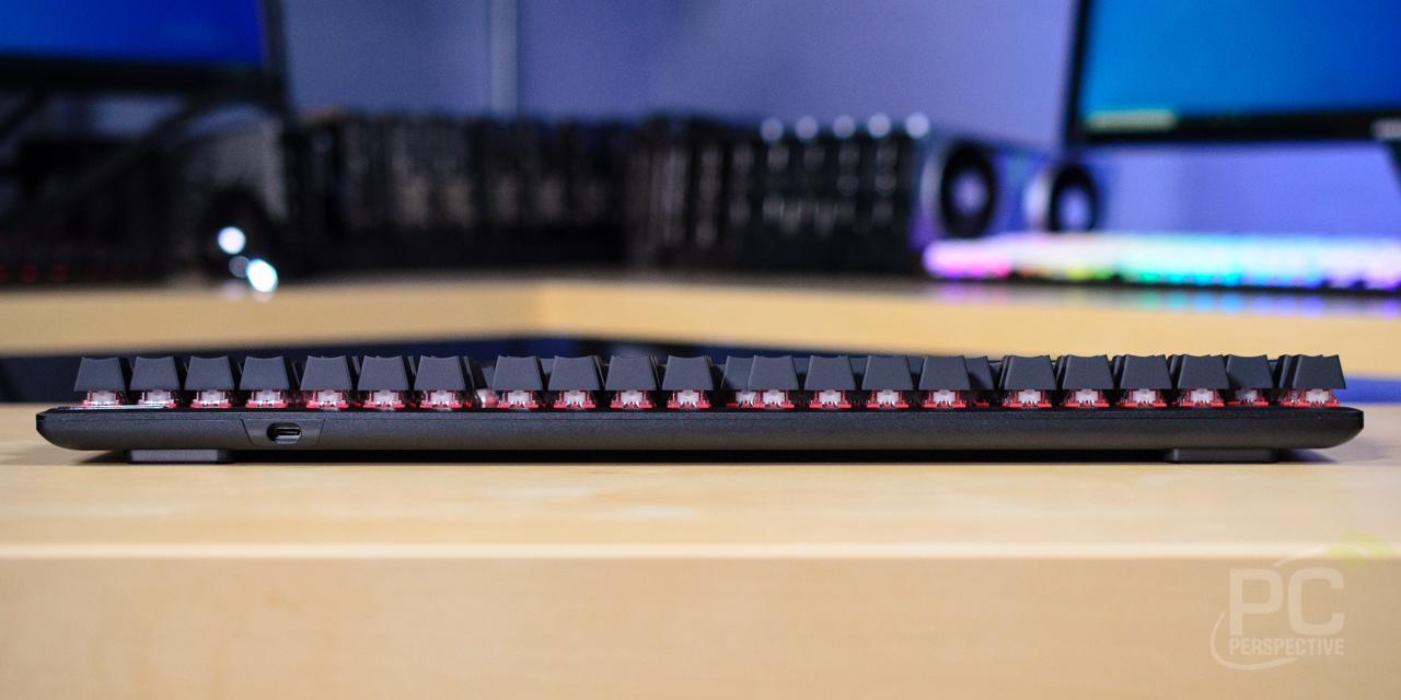 HyperX Alloy Origins Mechanical Keyboard Review: Aluminum and RGB - General Tech 20