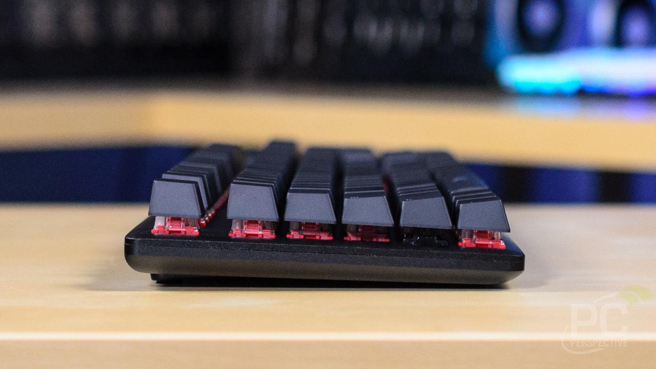 HyperX Alloy Origins Mechanical Keyboard Review: Aluminum and RGB - General Tech 22