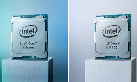 Intel Announces Xeon W-2200 and Core X-Series; Core-S Desktop Price Drop