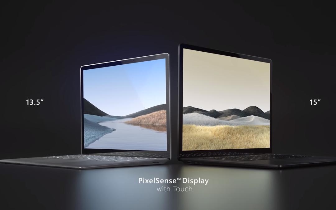 Microsoft Launching AMD Powered Surface Laptop 3 15″