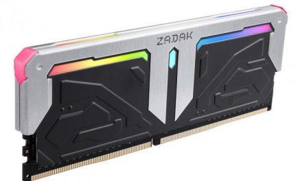 4133MHz Of Sparking RGB DIMMs From Zadak