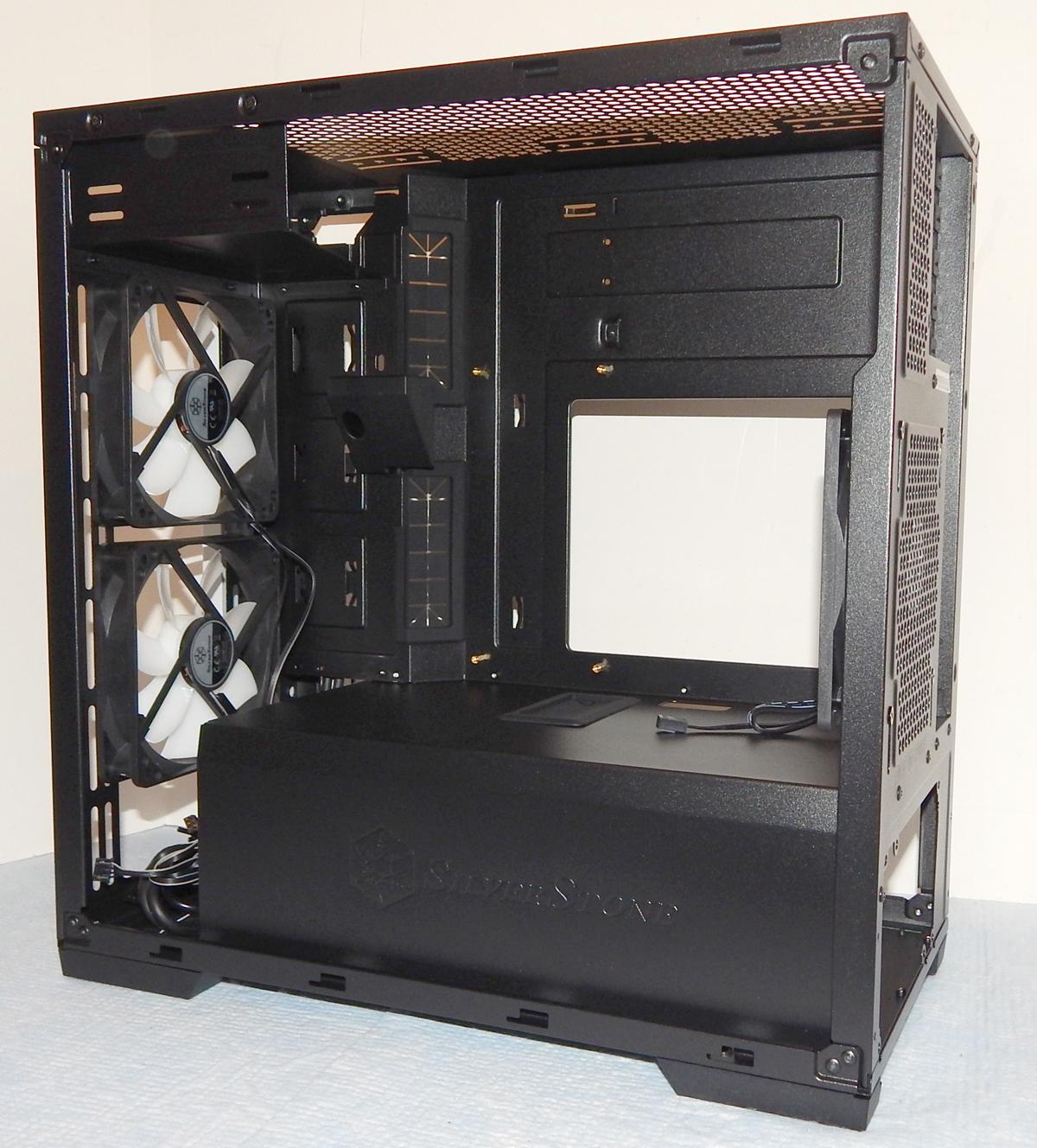 SilverStone RL08 Inside Front