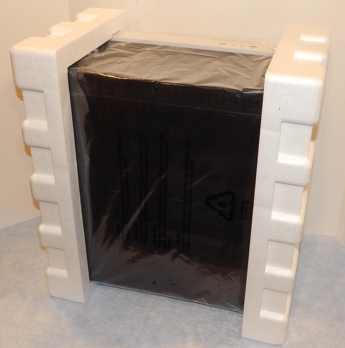 SilverStone RL08 Packing