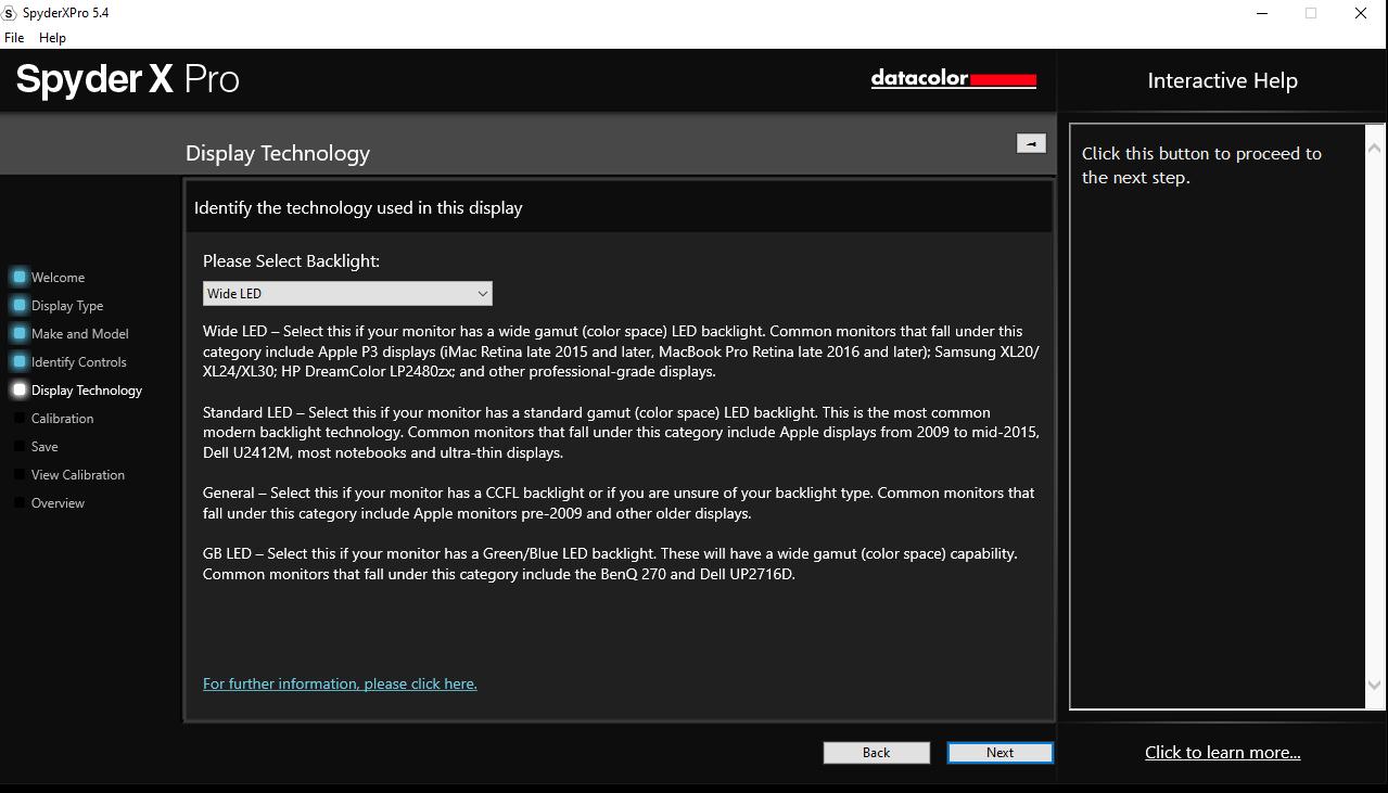Datacolor SpyderX Pro Colorimeter Review: Advanced Monitor Calibration - Displays 19